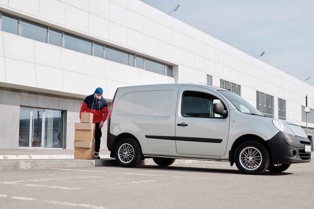 Why Should You Hire a Man with Van while moving your home?