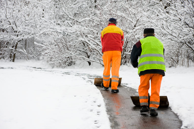 Snow Removal Service for Residential